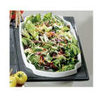 Bon Chef 9668P Custom Cut Single Tile for (1) 70050, Aluminum/Pewter-Glo