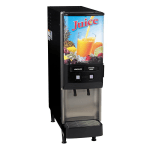 Bunn JDF-2S JDF-2S Gourmet Juice Dispenser, Push-Button Control, W/ Air Filter (37900.0001)