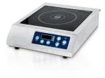 Eurodib IHE3097-240 Countertop Commercial Induction Cooktop w/ (1) Burner, 220-240v/1ph