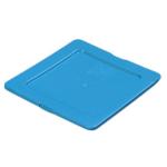 Carlisle 1031214 1/6 Size Food Pan Smart Lid - Blue