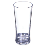 Carlisle 561007 10 oz Alibi Highball Glass - Clear, SAN Plastic