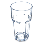 Carlisle 582007 20 oz Louis Tumbler - Clear