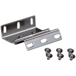 Carlisle PC301HA38 Cateraide Hinge Assembly - Stainless/Chrome