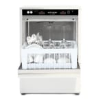 Jet Tech F-16DP High Temp Rack Undercounter Dishwasher w/ Built-In Booster & (24) Racks/hr, 208 240v/1ph