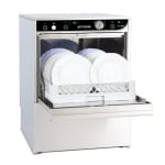 Jet Tech X-33 Low Temp Rack Undercounter Dishwasher - (37) Racks/hr, 115v