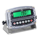 "Detecto 190 Digital Weight Indicator w/ 1"" LCD Display, 110v"