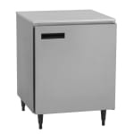 Delfield 406P 5.7 cu ft Undercounter Refrigerator w/ (1) Section & (1) Door, 115v