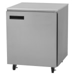 Delfield 406-CAP 5.7-cu ft Undercounter Refrigerator w/ (1) Section & (1) Door, 115v