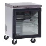 "Delfield GUR27P-G 27"" Worktop Refrigerator w/ (1) Section, 115v"