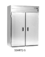Delfield SMHRT2-S Roll-Thru 2-Section Hot Food Cabinet w/ Full Door, 79.74-cu ft