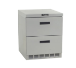 Delfield UCD4427N 8.2-cu ft Undercounter Refrigerator w/ (1) Section & (2) Drawers, 115v