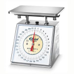 Edlund DCF-2 Scale, Portion Control, Fixed Dial, Dishwasher Safe, 32 oz X 1/8 oz