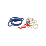 "Franklin Machine 157-1149 36"" Gas Connector Hose Kit"