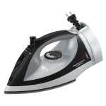 Hamilton Beach 14210R Iron w/ Auto Shut-Off - Black/Silver, 120v