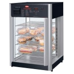 "Hatco FDWD-1X 19.39"" Heated Pizza Merchandiser w/ 4 Levels, 120v"