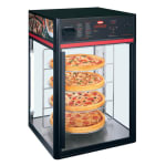 Hatco FSDT-2 Flav-R-Savor Display Cabinet, 4 Tier Circle, w/ Motor, 1440 W