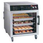 Hatco FSHC-6W1 Half-Height Insulated Mobile Heated Cabinet w/ (6) Pan Capacity, 120v