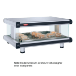 "Hatco GR2SDH-48 54.25"" Self-Service Countertop Heated Display Shelf - (1) Shelf, 120v"