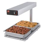 Hatco GRFFB Portable Food Warmer - Special Pan Stand, Metal Sheather Element, 750W, 120V