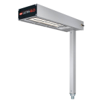 "Hatco GRFSC-18 6"" Glo-Ray® Heat Lamp - Strip-Type, 120v"