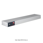 """Hatco GRH-96 96"""" Foodwarmer w/ High Watt, 120v"""