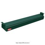 "Hatco GRN-18 18"" Narrow Infrared Foodwarmer, Hunter Green, 208 V"