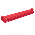 """Hatco GRN-18 18"""" Narrow Infrared Foodwarmer, Warm Red, 208 V"""