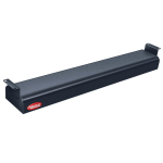 "Hatco GRN-24 24"" Narrow Infrared Foodwarmer, Black, 120 V"