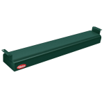 "Hatco GRN-24 24"" Narrow Infrared Foodwarmer, Hunter Green, 208 V"