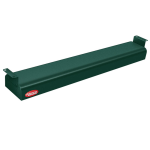 "Hatco GRN-24 24"" Narrow Infrared Foodwarmer, Hunter Green, 240 V"