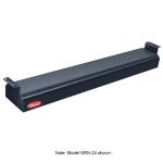 "Hatco GRN-30 30"" Narrow Infrared Foodwarmer, Black, 208 V"