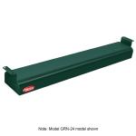 "Hatco GRN-42 42"" Narrow Infrared Foodwarmer, Hunter Green, 240 V"