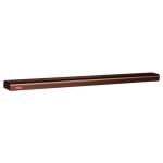 "Hatco GRN4-42 42"" Narrow Halogen Foodwarmer, Antique Copper, 120 V"