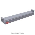 """Hatco GRN-48 48"""" Narrow Infrared Foodwarmer, Gray Granite, 208 V"""