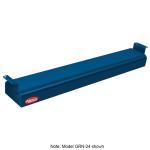 "Hatco GRN-48 48"" Narrow Infrared Foodwarmer, Navy, 240 V"
