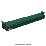 "Hatco GRN-54 54"" Narrow Infrared Foodwarmer, Hunter Green, 208 V"