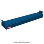 "Hatco GRN-54 54"" Narrow Infrared Foodwarmer, Navy, 208 V"