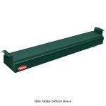 "Hatco GRN-54 54"" Narrow Infrared Foodwarmer, Hunter Green, 240 V"