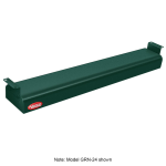 "Hatco GRN-60 60"" Narrow Infrared Foodwarmer, Hunter Green, 208 V"