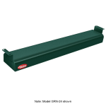 "Hatco GRN-60 60"" Narrow Infrared Foodwarmer, Hunter Green, 240 V"