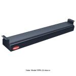 "Hatco GRN-66 66"" Narrow Infrared Foodwarmer, Black, 240 V"