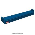 "Hatco GRN-66 66"" Narrow Infrared Foodwarmer, Navy, 240 V"