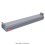 "Hatco GRNH-36 36"" Narrow Infrared Foodwarmer, High Watt, Gray, 240 V"