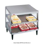 """Hatco GRPWS-2418T Glo-Ray Pizza Warmer, Pass Thru, 3 Slant Shelf, 24"""" X 18"""""""