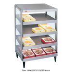 """Hatco GRPWS-4824Q 47.88"""" Heated Pizza Merchandiser w/ 4 Levels, 120v/208 240v/1ph"""