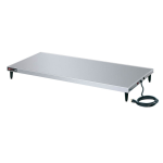"Hatco GRS-66-E 66"" Heated Shelf w/ Adjustable Thermostat, 13-3/4"" W, 120 V"