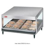 "Hatco GRSDS-36 36"" Self-Service Countertop Heated Display Shelf - (1) Shelf, 120v"