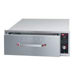 Hatco HDW-1B Built-in Warming Drawer Unit For Standard Size Pans, 208 V