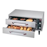 "Hatco HDW-1R2 Warming Split Drawer, Free Stdng, 2 Drawer, 2 1/2""Deep,525 W"