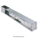 "Hatco HL-72-2 72"" Strip Display Light w/ Toggle Switch & Extra Lights, 120 V"